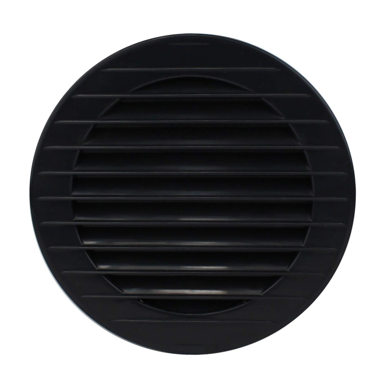 MKK/ /Rejilla de ventilaci/ón rejilla de ventilaci/ón exterior Protecci/ón contra insectos color blanco gris marr/ón 60/70/80/90/100/120, 125, 150/mm, Marr/&oacut /17969/