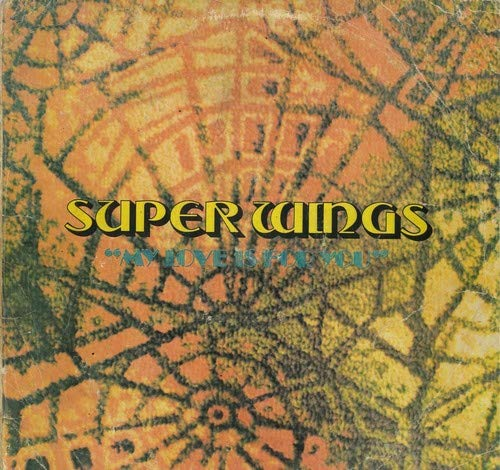 Vinilo : Super Wings - My Love Is For You (Limited Edition, Reissue)