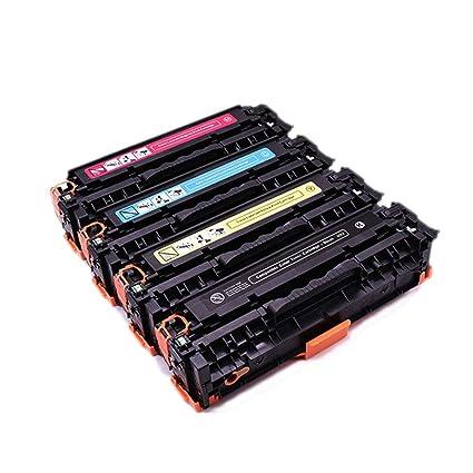 Para Canon CRG-416 de color Compatible cartuchos de tóner, Canon ...