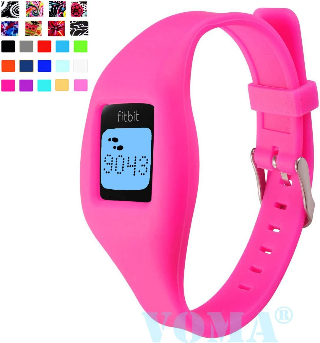 for USA Fitbit Zip Wristband Fitbit Band Fitbit Zip Band Fitbit Wristband Fitbit Bracelet Fitbit Zip Replacement Band Hot Pink