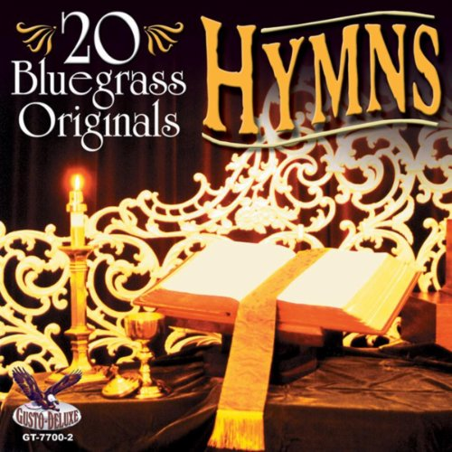 Blues Gospel Music (20 Bluegrass Originals - Hymns)