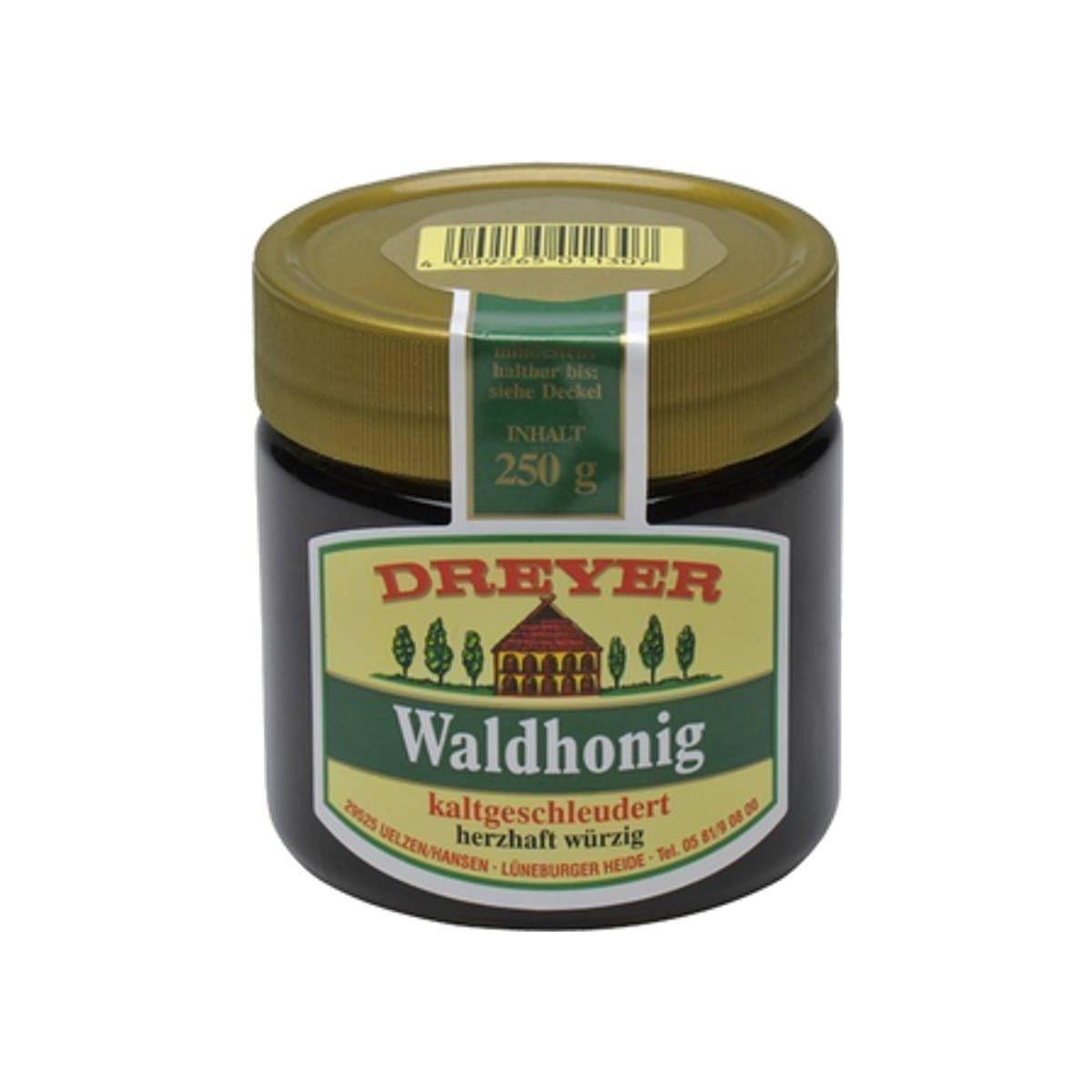 Dreyer Waldhonig herzhaft würzig: Amazon.de: Lebensmittel & Getränke
