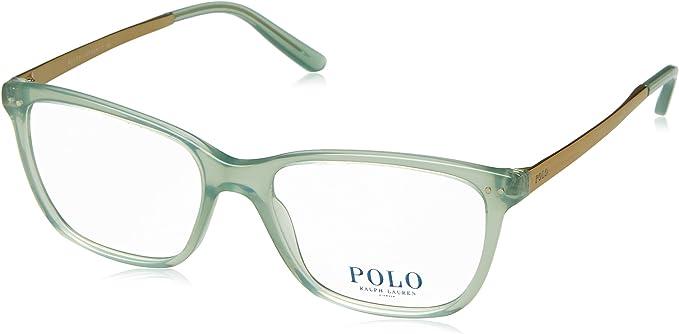 Polo Ralph Lauren 0PH2167, Monturas de Gafas para Mujer, Verde ...