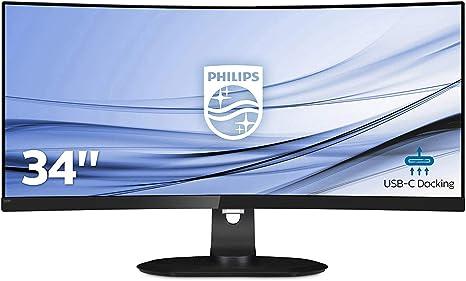 Philips Brilliance 349P7FUBEB LED Display 86,4 cm (34