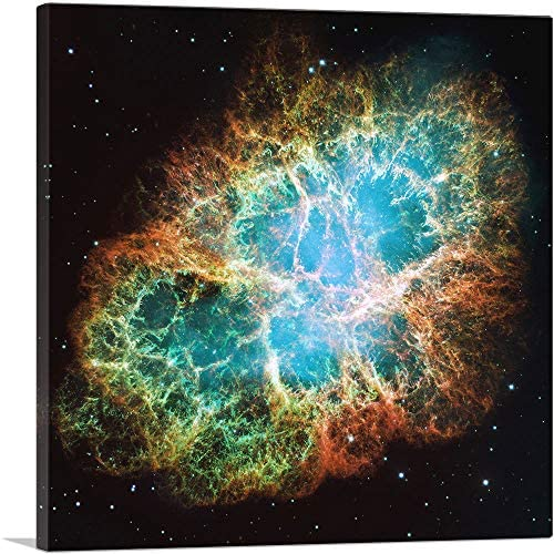 ARTCANVAS Nebula Detail Telescope Photograph product image