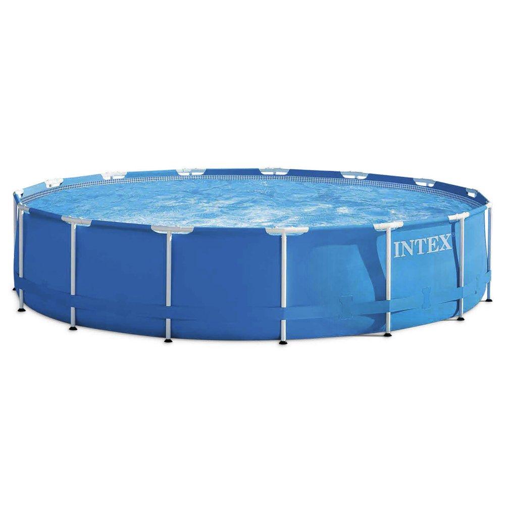 Intex 28232 Metall Frame Pool Set, 457 x 91 cm: Amazon.de: Garten