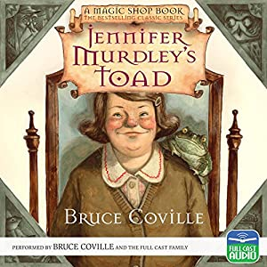 Jennifer Murdley's Toad Audiobook