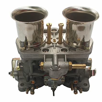 KIPA Carburetor With Air Horn For Weber 40 IDF 40mm BUG Beetle VW Fiat  Prosche Solex Dellorto Weber EMPI 40mm Replacement Carb