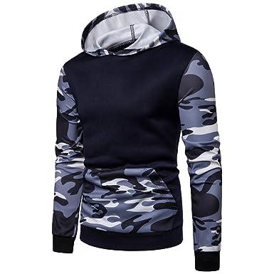 b1a02eaec62595 Jaminy Herren Kapuzenpullover Sweatshirt Langarm Herren Top Shirt Herbst Hoodie  Jungen Sweatshirt Sweatshirt Hooded Sweat M-3XL  Amazon.de  Bekleidung