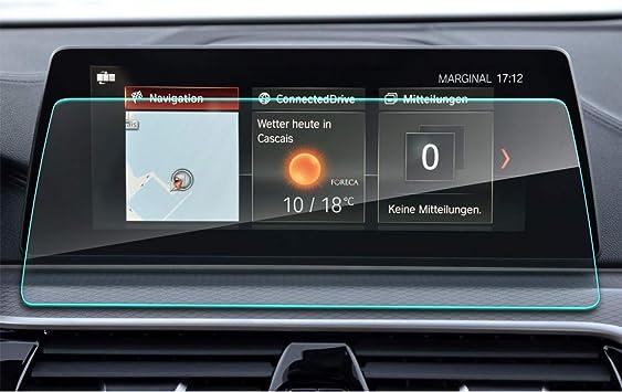 Navegaci/ón Cristal Templado Vidrio Templado YEEPIN Protector Pantalla para 2017 2018 2019 BMW 5seri G30 //530i //520d// 530d 10.25  navi Dureza 9H