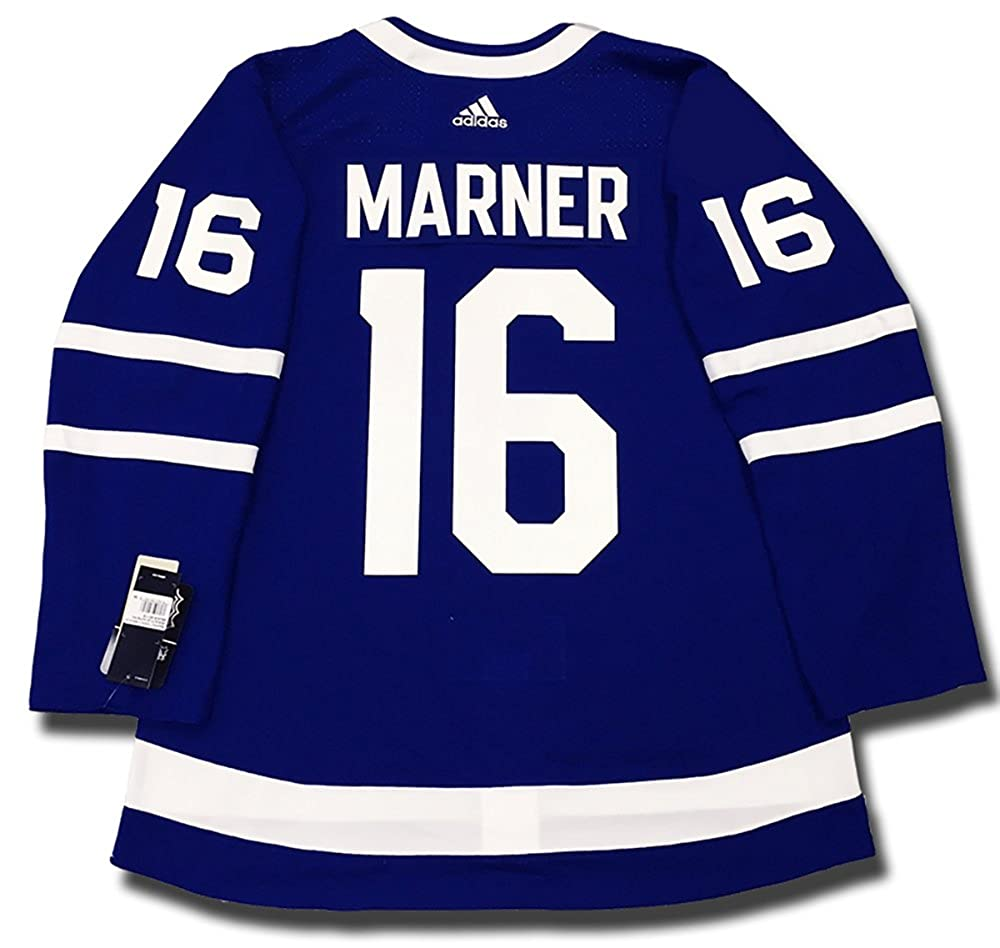 finest selection c0f66 71a18 Mitch Marner Toronto Maple Leafs Authentic PRO Home NHL ...