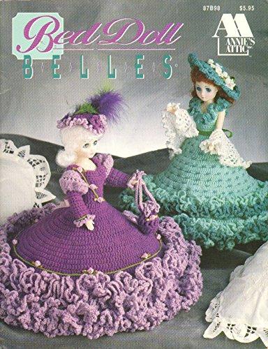 Annie's Attic 87B98 Bed Doll Belles Annies Attic Craft