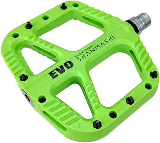 SMS Comfort Bicycle Pedals Aluminuim MTB BMX Mountain Bike Pedals Cycling