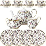100 Years of Royal Albert - 1940 English Chintz 15 Piece Tea Set