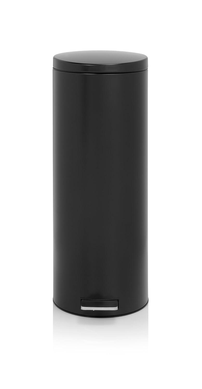 ブラバンシア ダストボックス ペダルビン 20L スリムブラック 478567 B007P3MT5O20L スリム