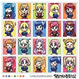 TV ANIME/DATECARSDASS[AIKATSU!]ORIGINAL SOUNDTRAC AIKATSU! NO ONGAKU!!02 by Lantis Japan