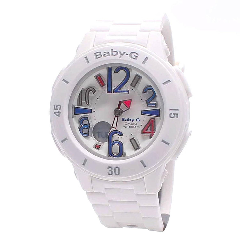 Casio Baby G Bga 170 7b2dr White Blue Watches 150ef 7b