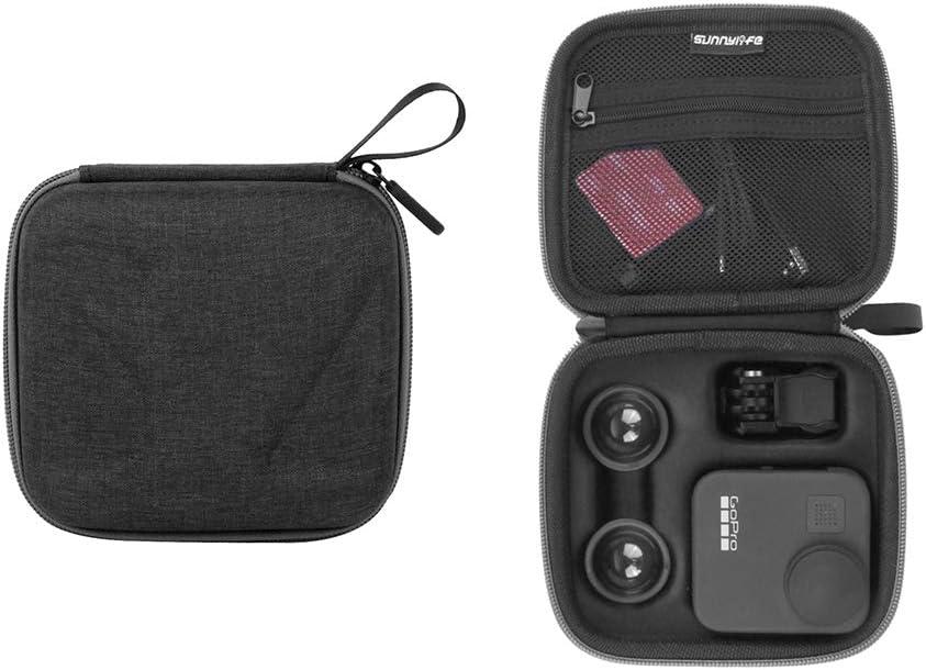 Linghuang Estuche portátil a Prueba de Golpes para GoPro MAX Bolsa de Almacenamiento protección para Camara, Lentes de cámara y Accesorios: Amazon.es: Electrónica