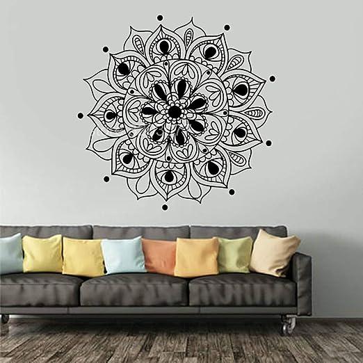 Mandala Art Master Estilo Creativo Pegatinas de Pared ...