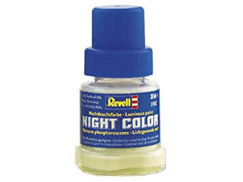 revell 30ml night color luminous paint - Revell Night Color
