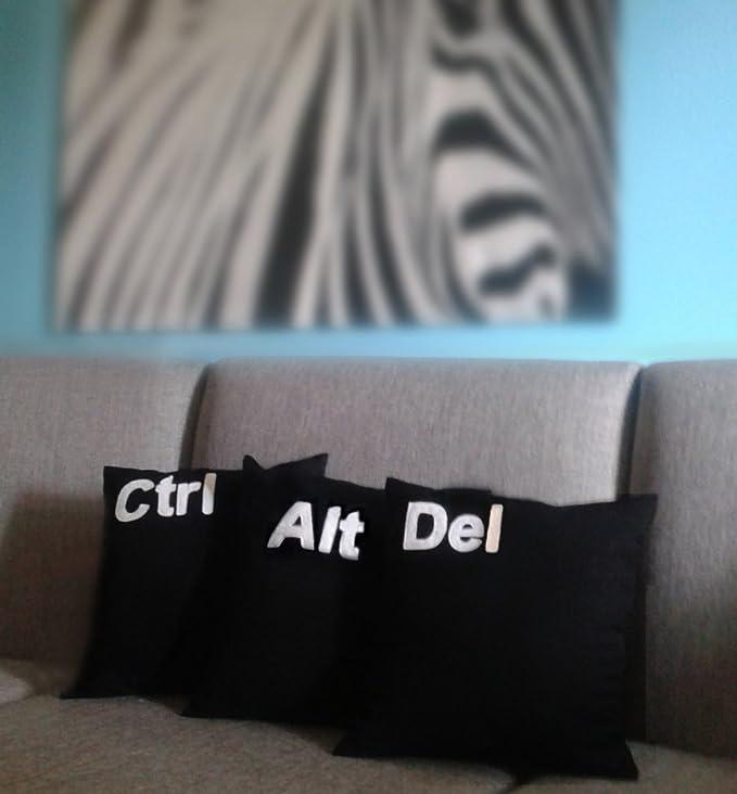 Amazon.com: sbcad – 3 pcs-set: Teclas Ctrl, Alt Del Stuffed ...