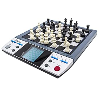 iCORE Electronic Travel Magnetic Talking Chess Board