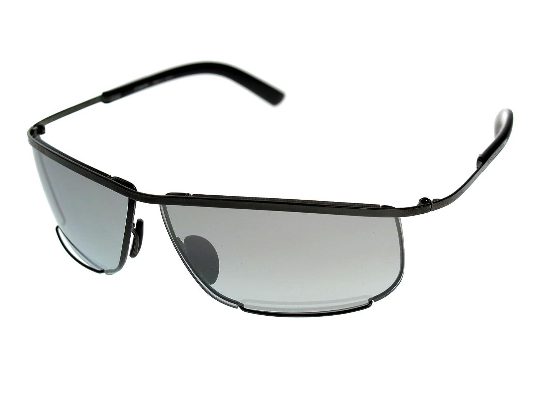 Porsche Design sunglasses P1025 C-V600 Titanium Gun Grey ...