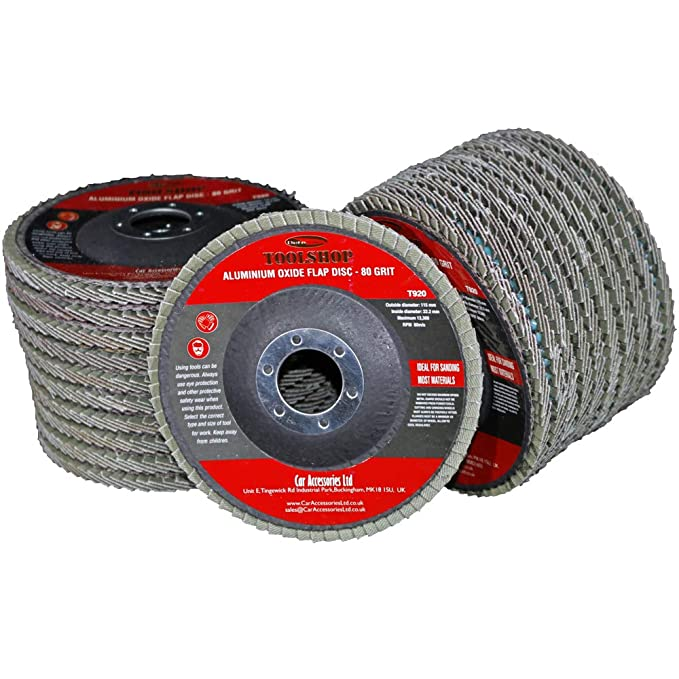 Dapetz /® 10 Pack 80 Grit 60 X 400mm Sanding Belts Sanders Medium