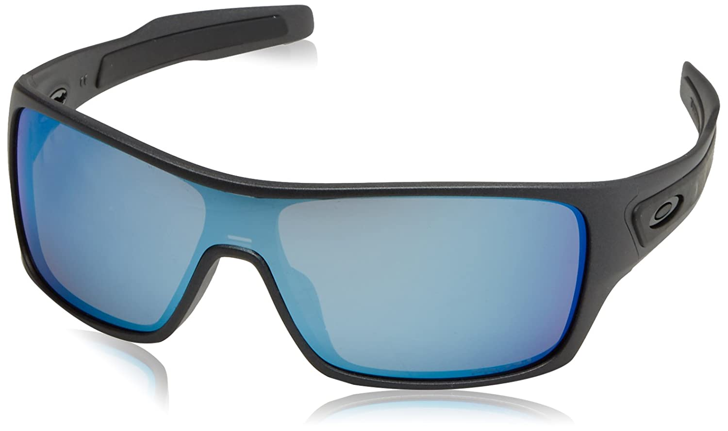 389a67f391 Oakley Men s Turbine Rotor 0OO9307 Polarized Iridium Rectangular Sunglasses