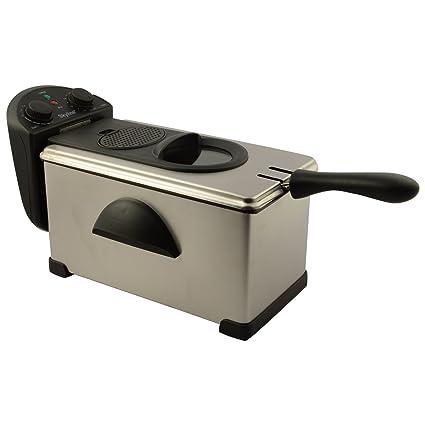 SKYLINE GA-009 3.0 Litre Deep Fryer (Silver)