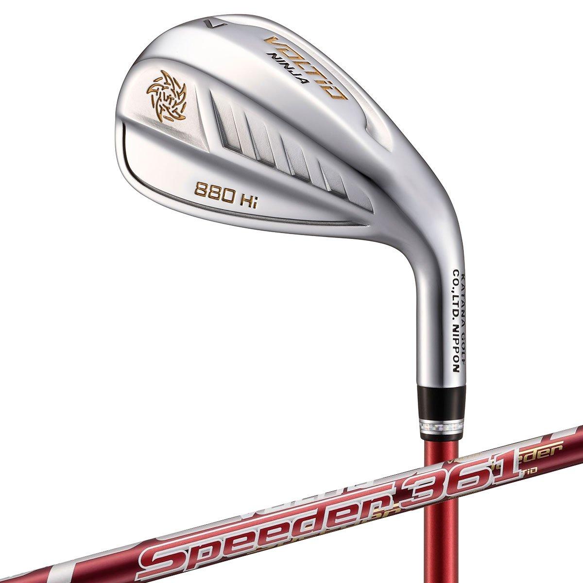 Katana Golf Japón voltio Ninja hierro 880hi plata único Culb ...