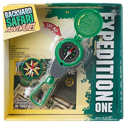 Top Toys for 5 Year Old Boys -  Backyard Safari Field Compass