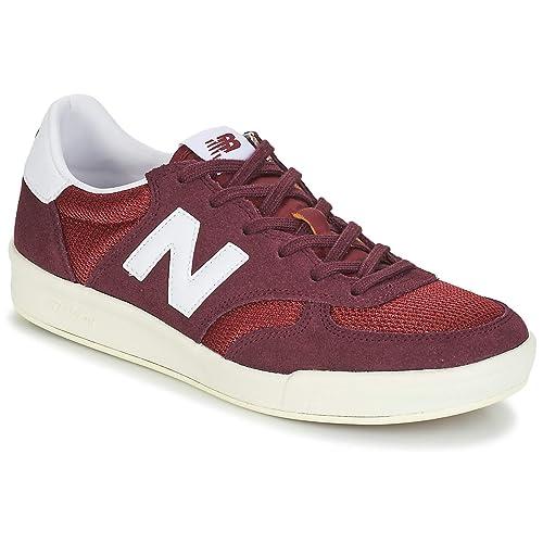 NEW BALANCE CRT300 Zapatillas Moda Hombres Burdeo - 40 - Zapatillas Bajas: Amazon.es: Zapatos y complementos