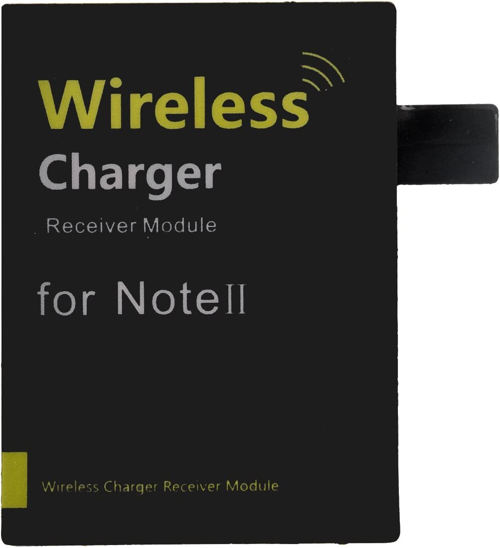 Ultra Thin QI Wireless Charger Receiver pour Samsung Galaxy