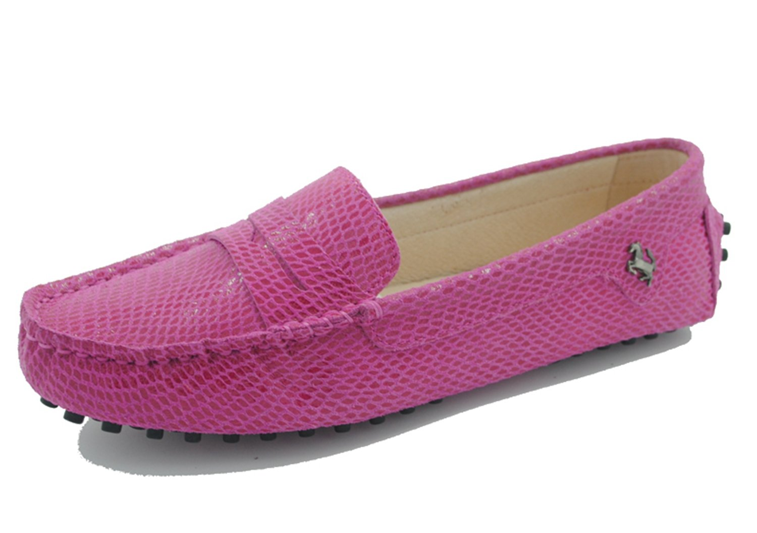 Minitoo Minitoo , Bout fermé Rose femme Rose 5153 Snake-print d358edc - automaticcouplings.space