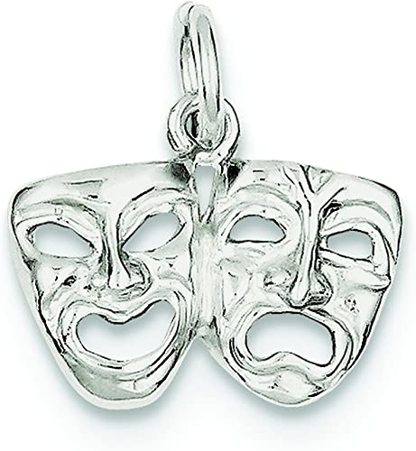 Pendants Arts and Theater Charms .925 Sterling Silver Ballet Slippers Charm Pendant
