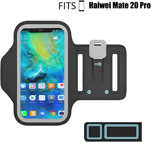 Große Sportarmband Für Huawei Mate 20 Pro Misha Elektronik