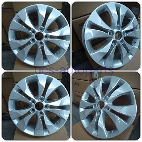 Alloy Wheels Honda - Honda 17