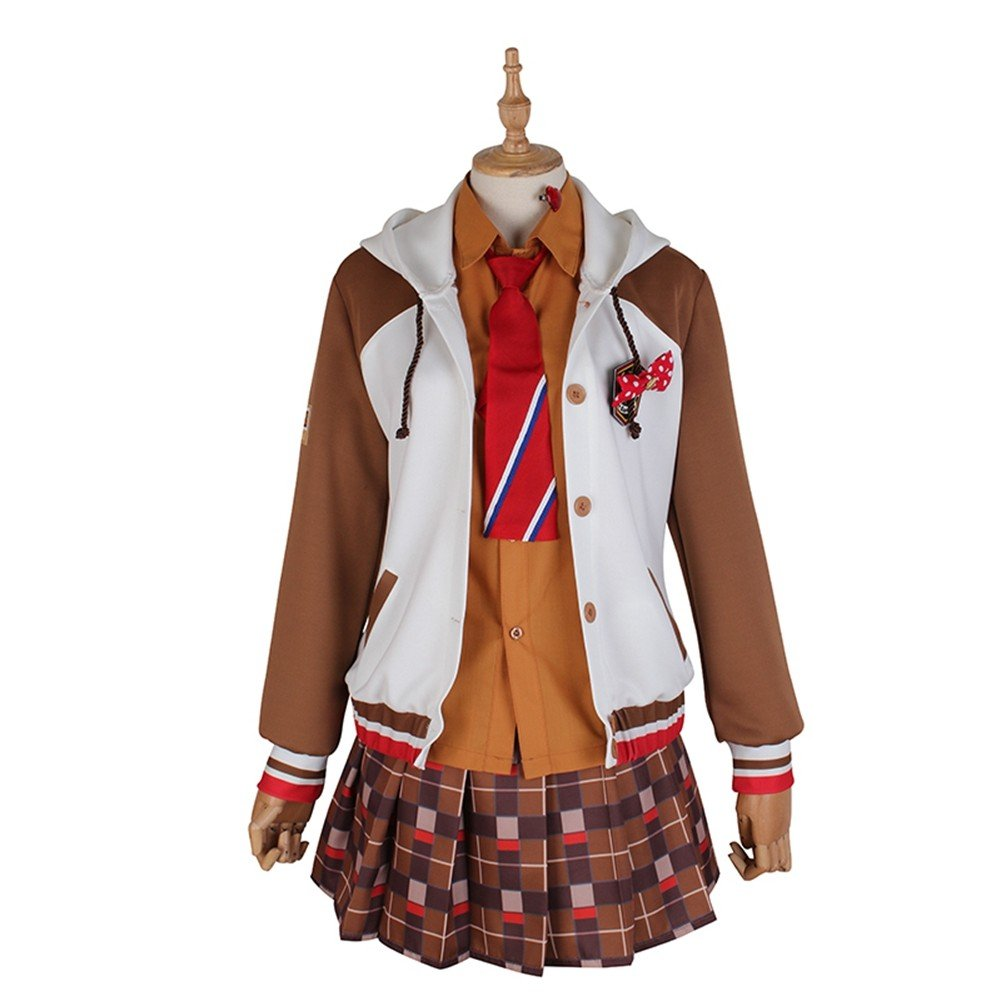 Love Live! Sunshine! Valentine's Day You Watanabe Chocolate Cosplay Costume