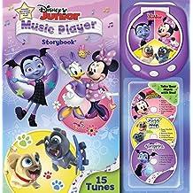Disney Junior Music Player Storybook