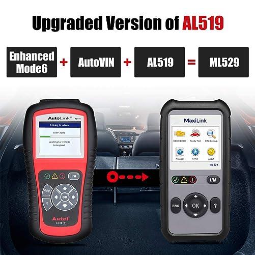 Autel MaxiLink ML529 OBD2 Scanner Review - OBD Station