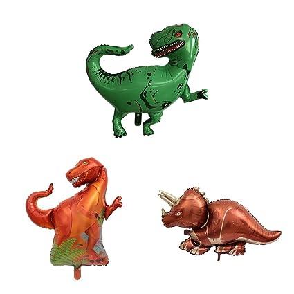 non-brand 3 Piezas Decoración Dinosaurios para Fiesta ...