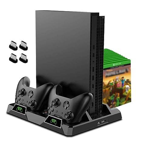 Amazon.com: OIVO - Soporte de refrigeración para Xbox One/S ...