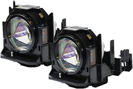 Replacement for Panasonic Etlad60w Lamp /& Housing Projector Tv Lamp Bulb by Technical Precision