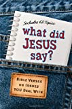 What Did Jesus Say?, , 1414331800