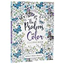 The Psalms in Color Inspirational Adult Coloring Book