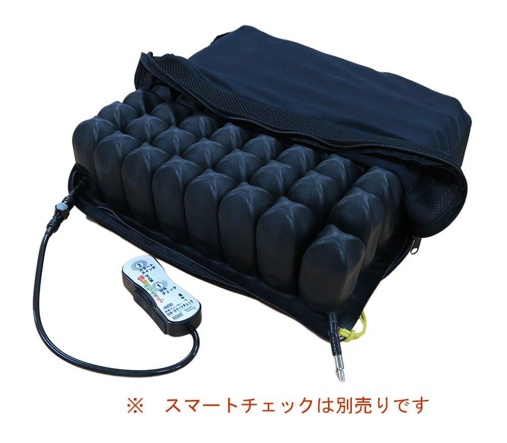 車いす床ずれ予防クッション スマートチェック用ロホ  ハイタイプ 38×38cm(8×8) B01IUZXZUS   ハイタイプ 38×38cm(8×8)