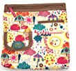 Lily Bloom Christy Large Crossbody Bag, Spring Showers