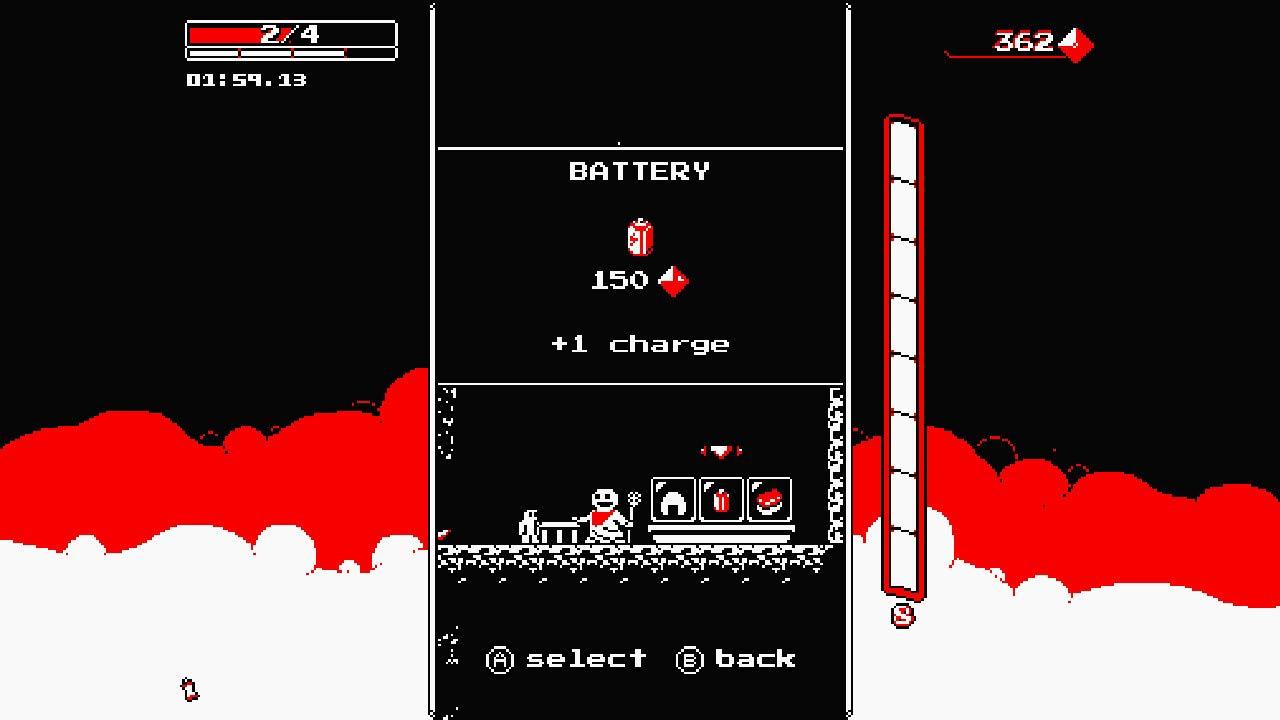 Downwell - Nintendo Switch [Digital Code] by Devolver Digital (Image #3)