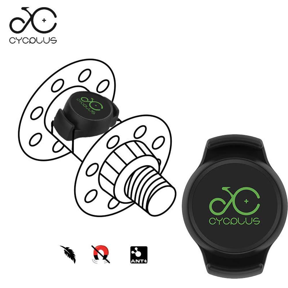 Lixada CYCPLUS Wireless BT & ANT+ Bike Bicycle Speed Sensor IPX7 4g Ultra-small Computer Speedometer